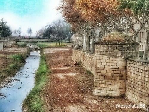 Muralles de Tàrrega i Torre del portal d'Urgellet