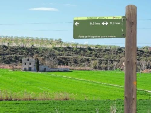 Itineràris naturals locals
