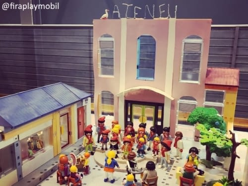 Fira Playmobil