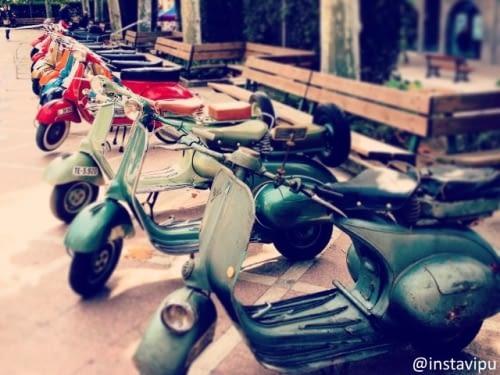 Fira de vehicles antics classics