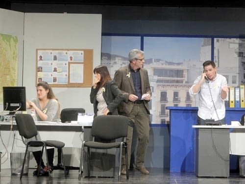 Concurs de grups amateurs de teatre ciutat de Tàrrega