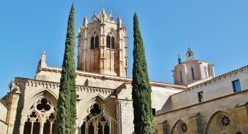 El Monestir de Vallbona de les Monges tanca per la COVID19