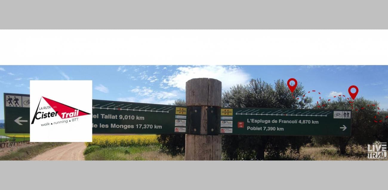 Apunta't a La Ruta del Cister Trail !