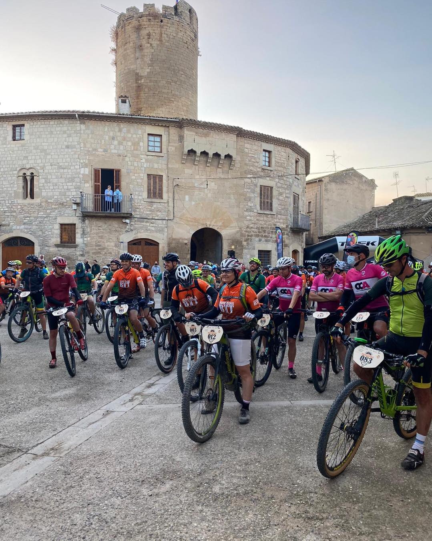 Turisme Urgell amb la cursa IGNASIANA BTT