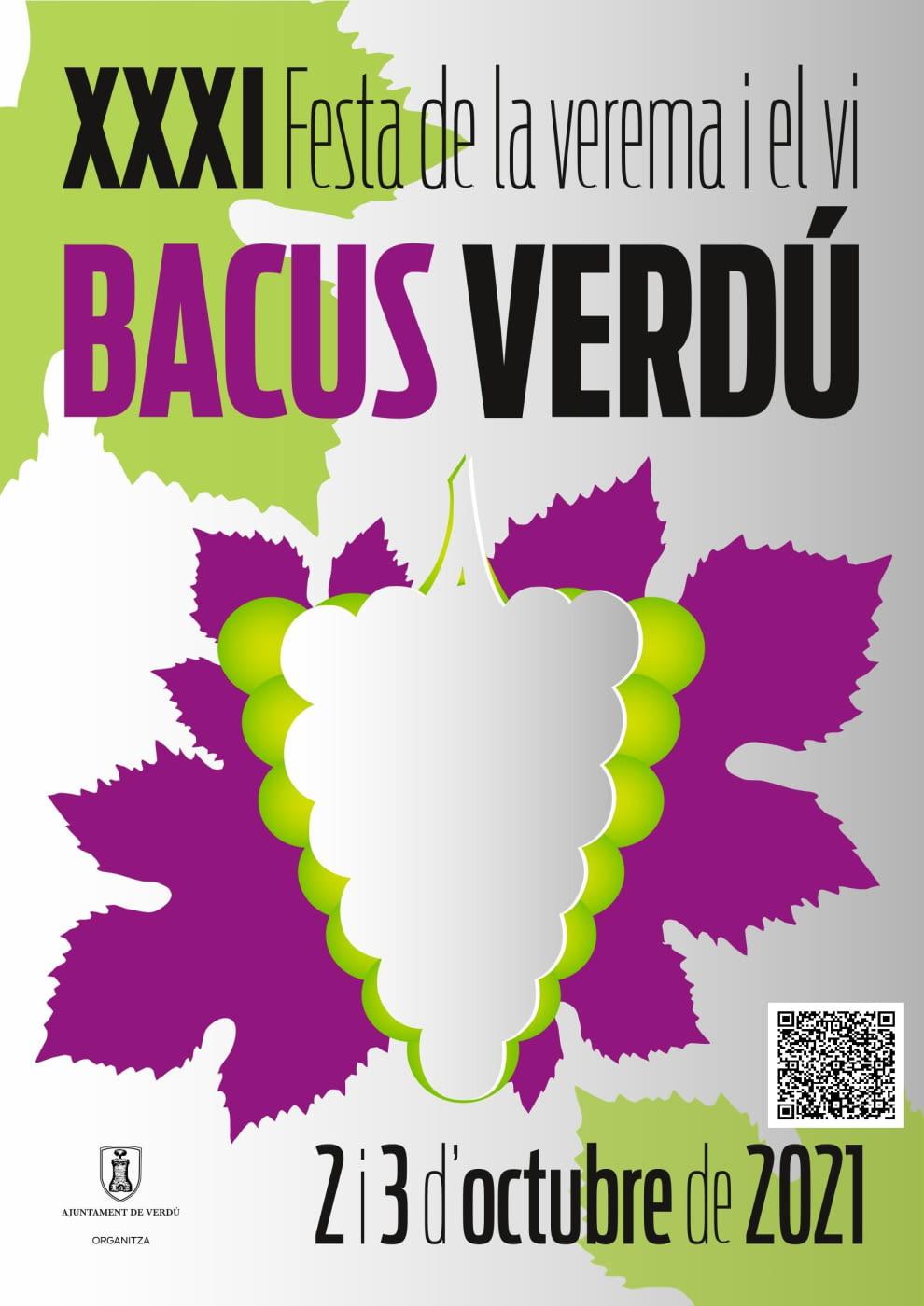 2 i 3 d'octubre, Festa de la Verema i el Vi de Verdú