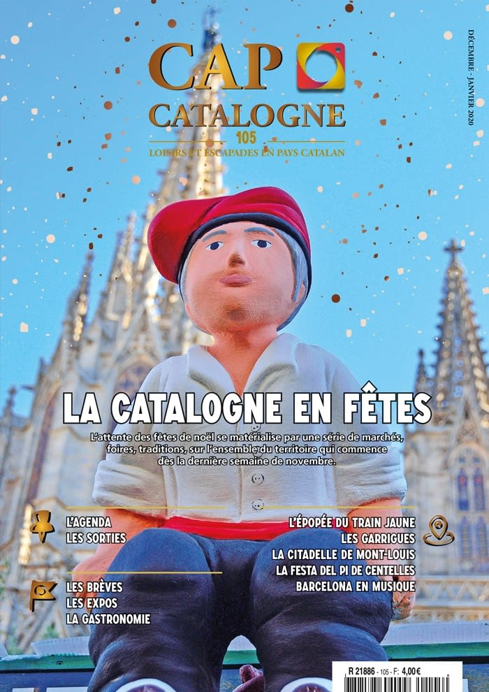 ANUNCI A LA REVISTA CAP CATALOGNE