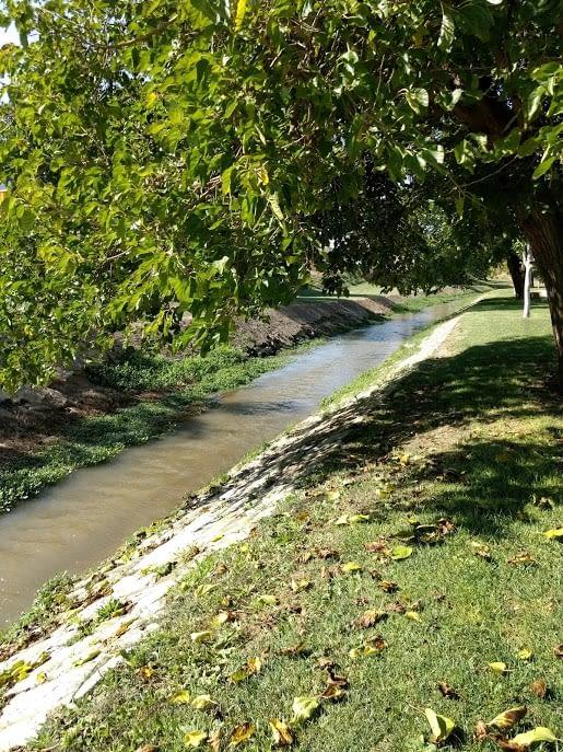 Via verda de la vall del riu Sió