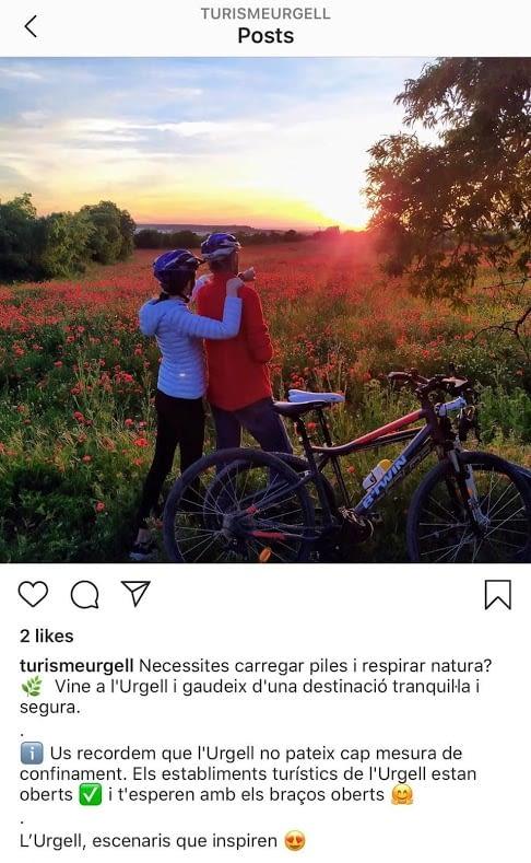 L'Urgell, destinació tranquil·la i segura