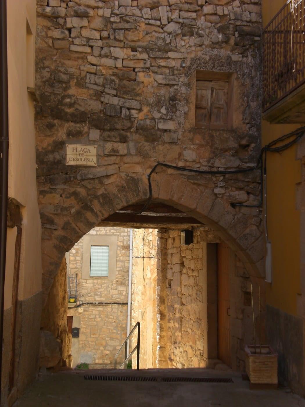 Les Viles Florides de l'Urgell, Rocallaura i Vallbona de les Monges