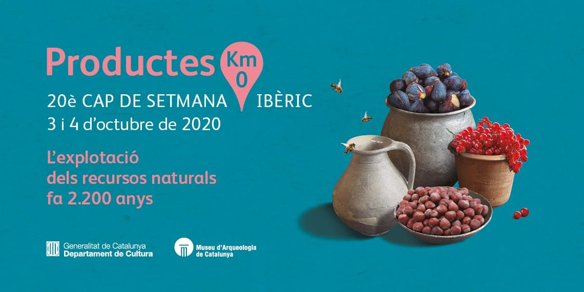 3 i 4 d'octubre, CAP DE SETMANA IBÈRIC A L'URGELL