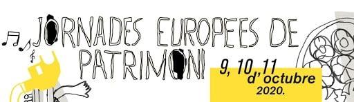 Jornades Europees del Patrimoni a l'Urgell, del 9 a l'11 d'octubre