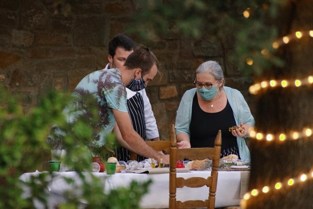 El cuiner Sergi de Meià, ens explica que és la Co-creació