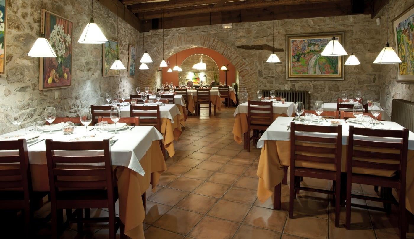 imatge restaurant