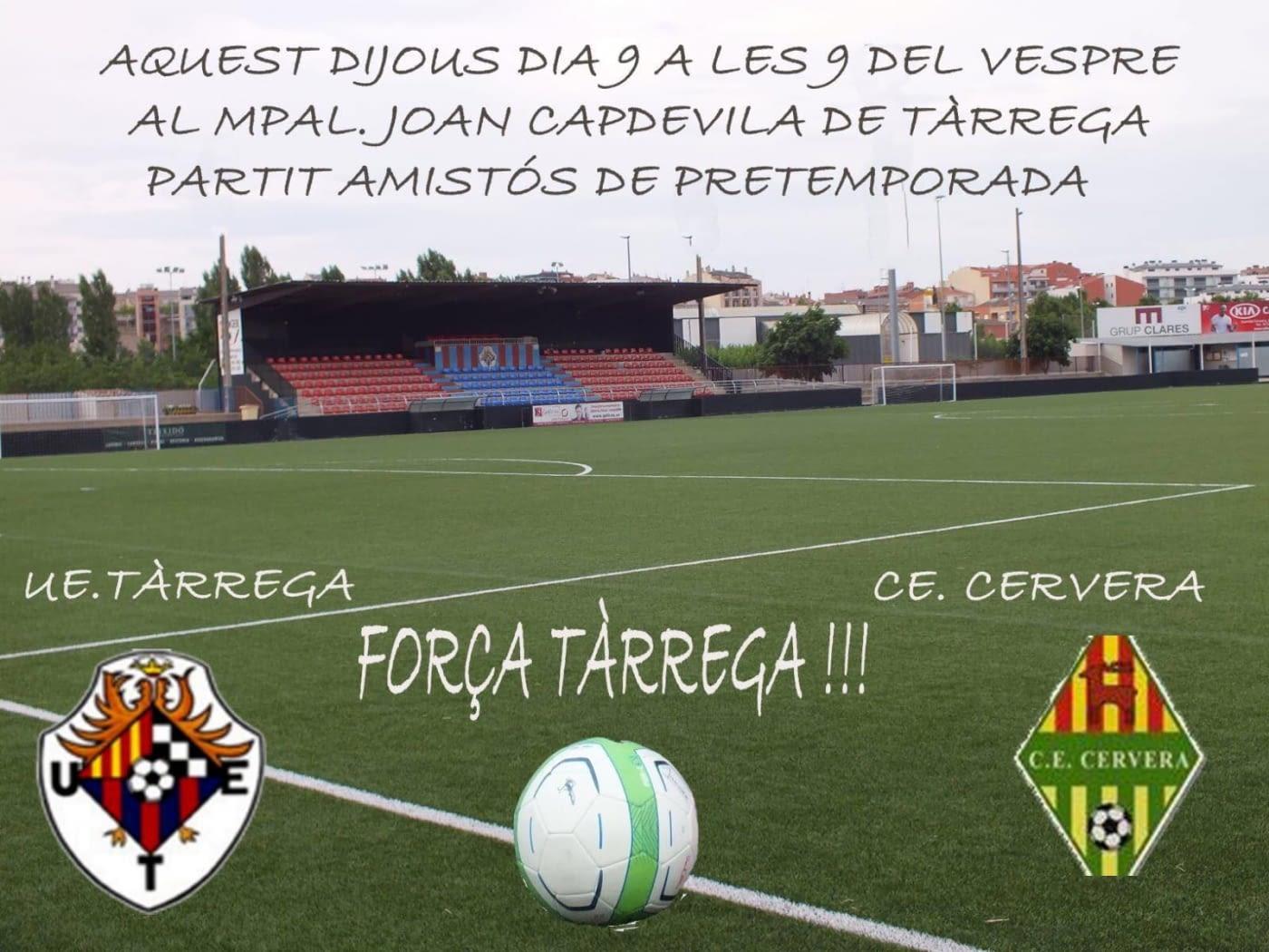 PREVIA U.E.TÀRREGA-C-E.CERVERA
