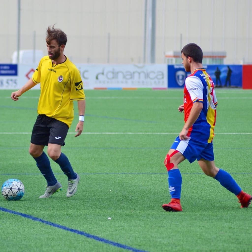 Jornada 3: FC Andorra 3-2 UE Tàrrega