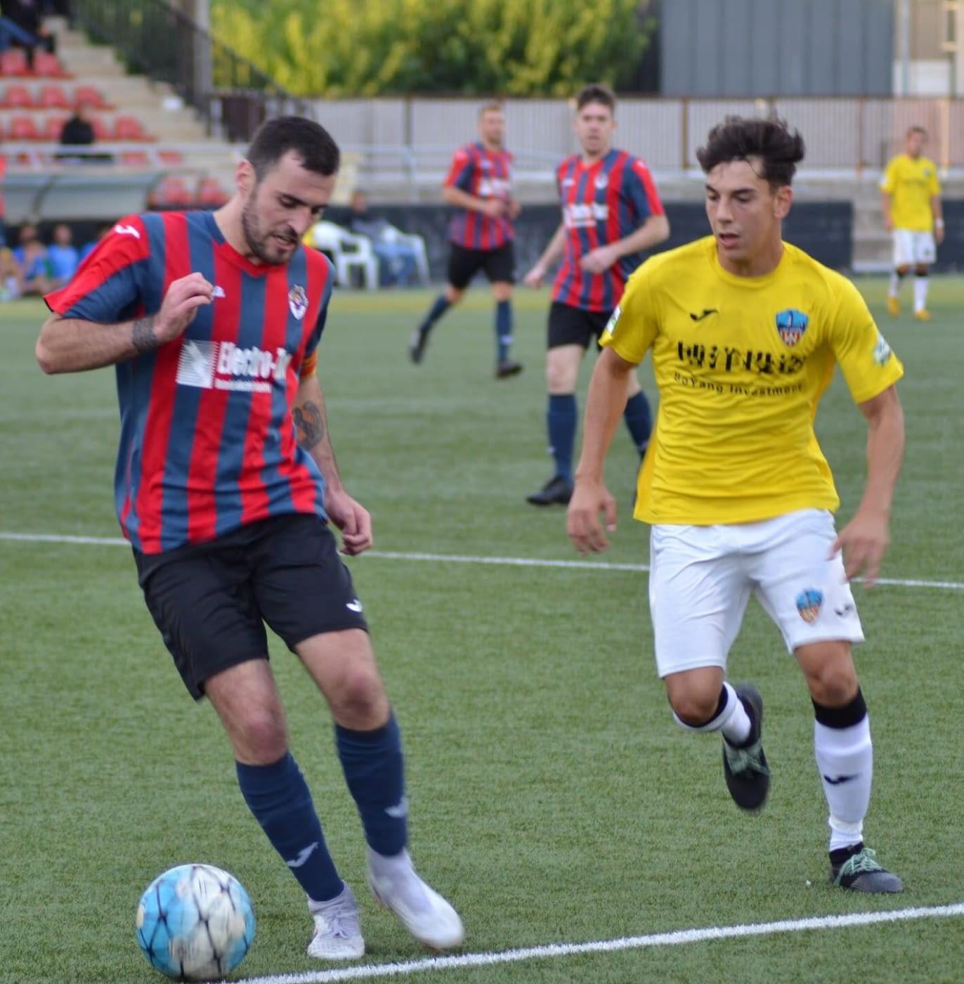 Jornada 6: U.E.Tàrrega 4-0 Lleida esportiu b