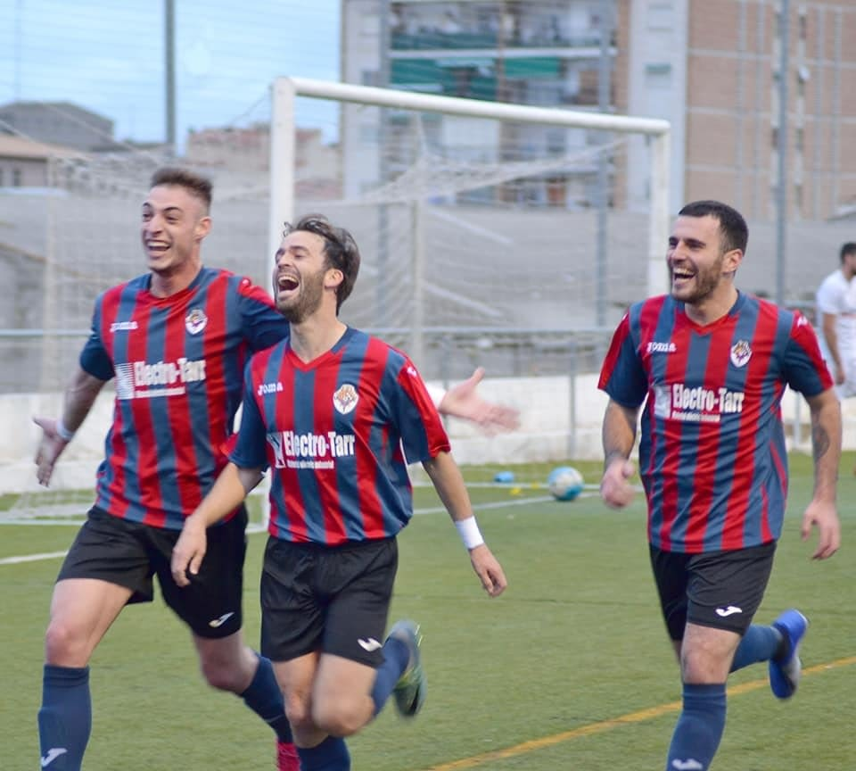 Jornada 9: FC Borges  1-2 UE Tàrrega