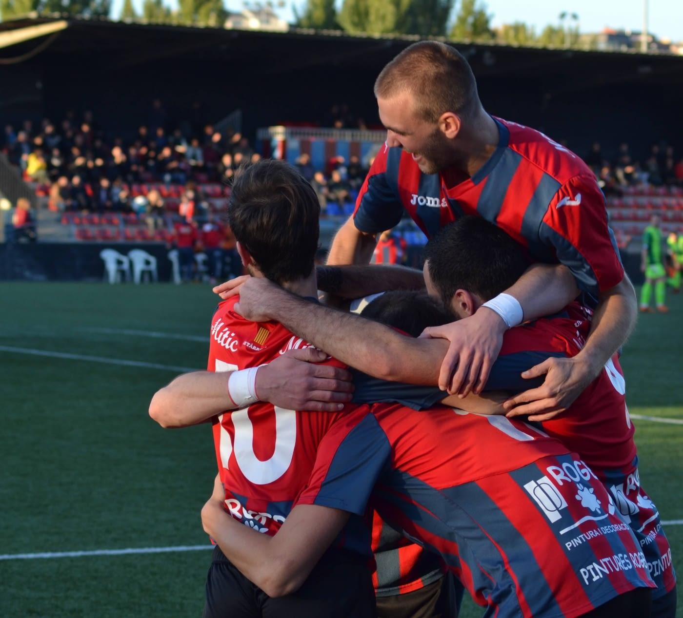 Crònica - Jornada 10 Primera Catalana: UE Tàrrega 2 -0 UD Viladecans