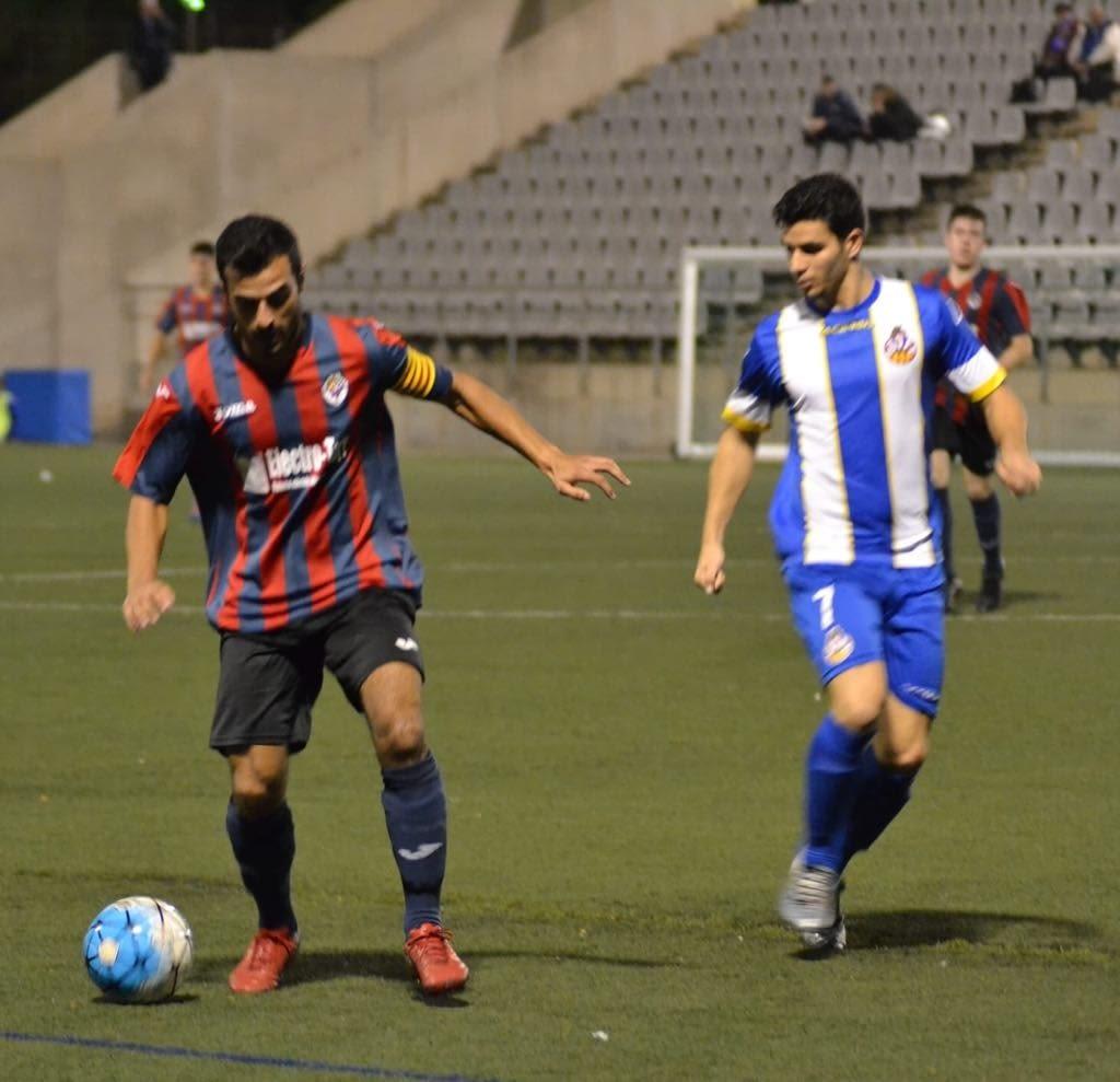 Crònica - Jornada 11 Primera Catalana: CF Vilanova 0-2 UE Tàrrega