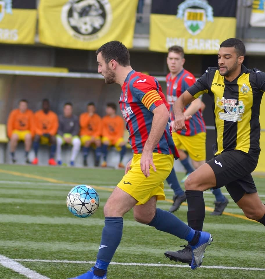 Crònica - Jornada 13 Primera Catalana: CF Montañesa- 1-1 UE Tàrrega