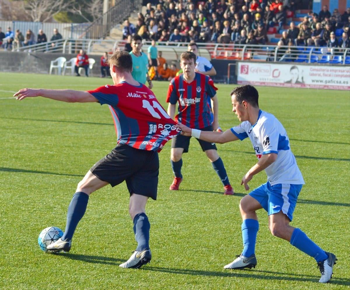 Crònica - Jornada 22 Primera Catalana: U.E.Tàrrega  1-1 CFJ Mollerussa