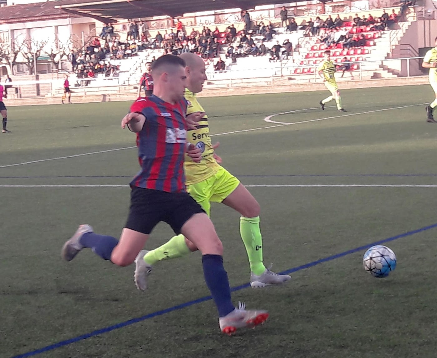 Crònica - Jornada  23 Primera Catalana: UE Tàrrega  2-2 CF Igualada