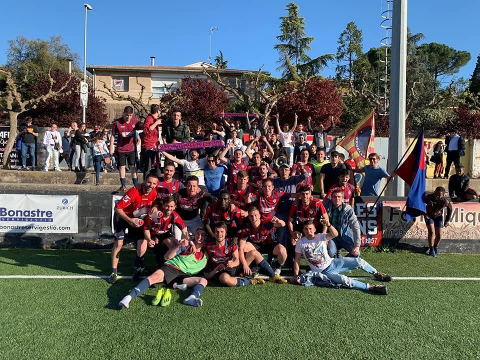 Crònica - Jornada  30  Primera Catalana:  UE Tàrrega  4 -1 CF Montañesa
