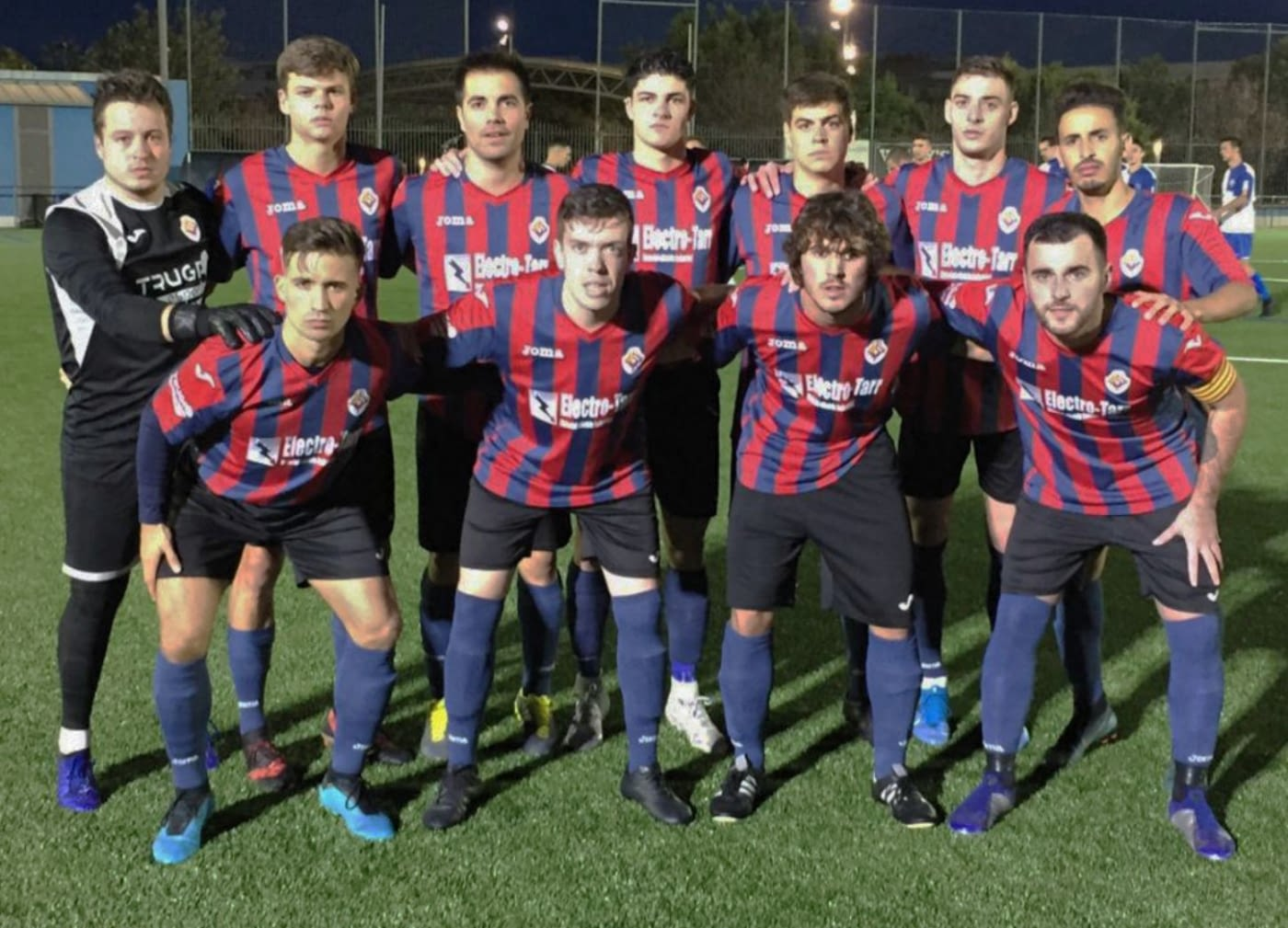 Crònica - Jornada 9  Primera Catalana: CF Can Vidalet  1-3 UE Tàrrega