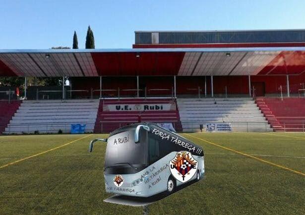 Fem Tàrrega més gran, fem costat a l'equip a Rubí i anem cap a primera catalana per la porta gran!!!