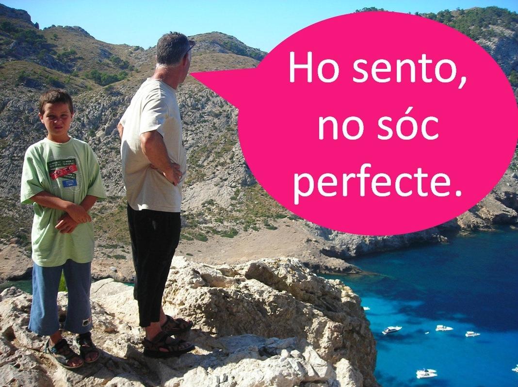 ¿De verdad, quieres ser perfecto?