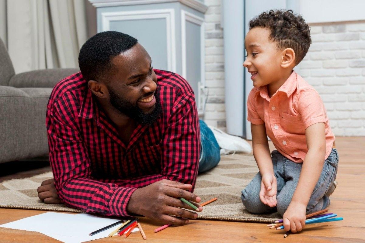 5 raons per escoltar el teu fill