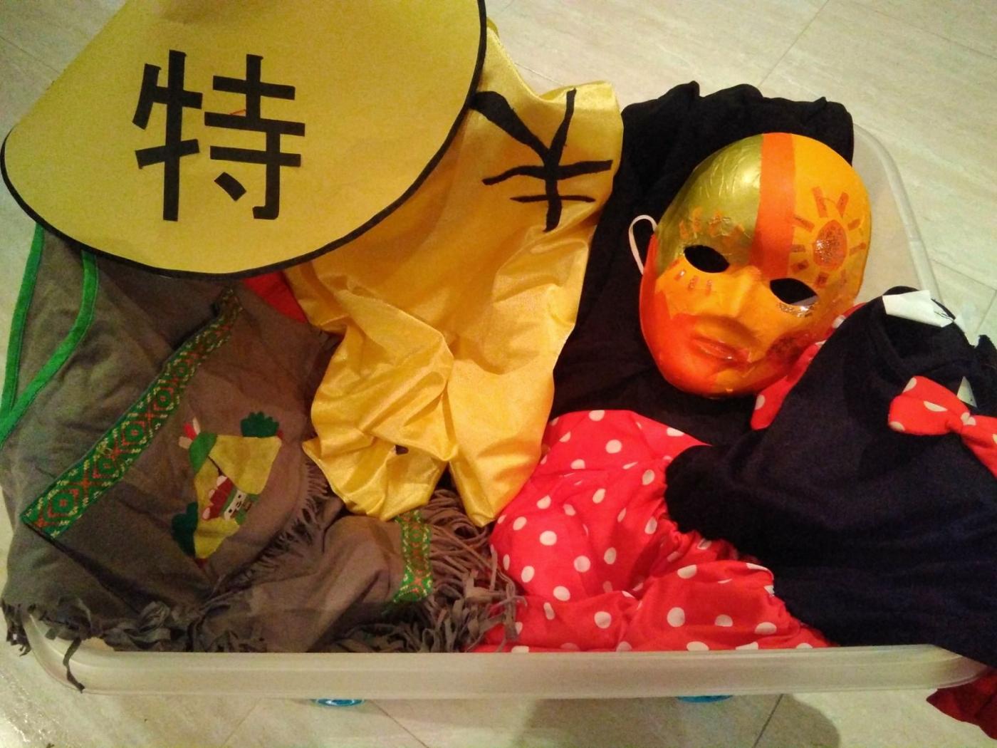 Carnaval 21: Activeu la fantasia i la imaginació