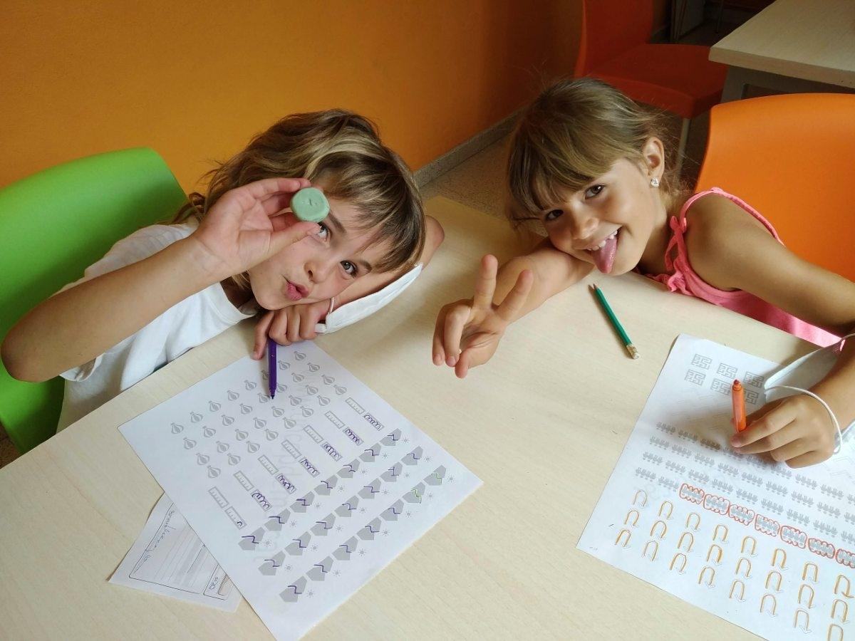 Practicar la escritura y divertirse, todo un reto