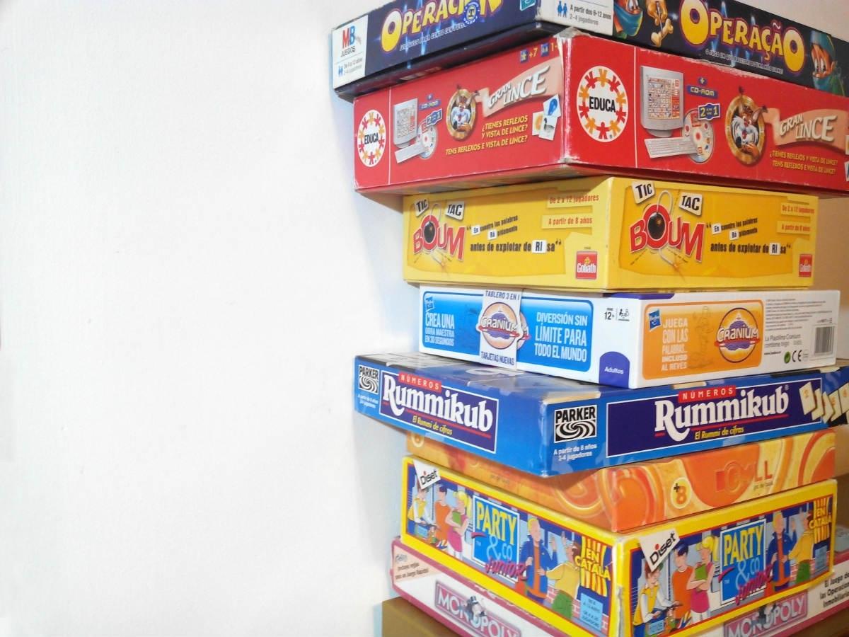 Jocs de taula: 4 pistes per jugar-hi
