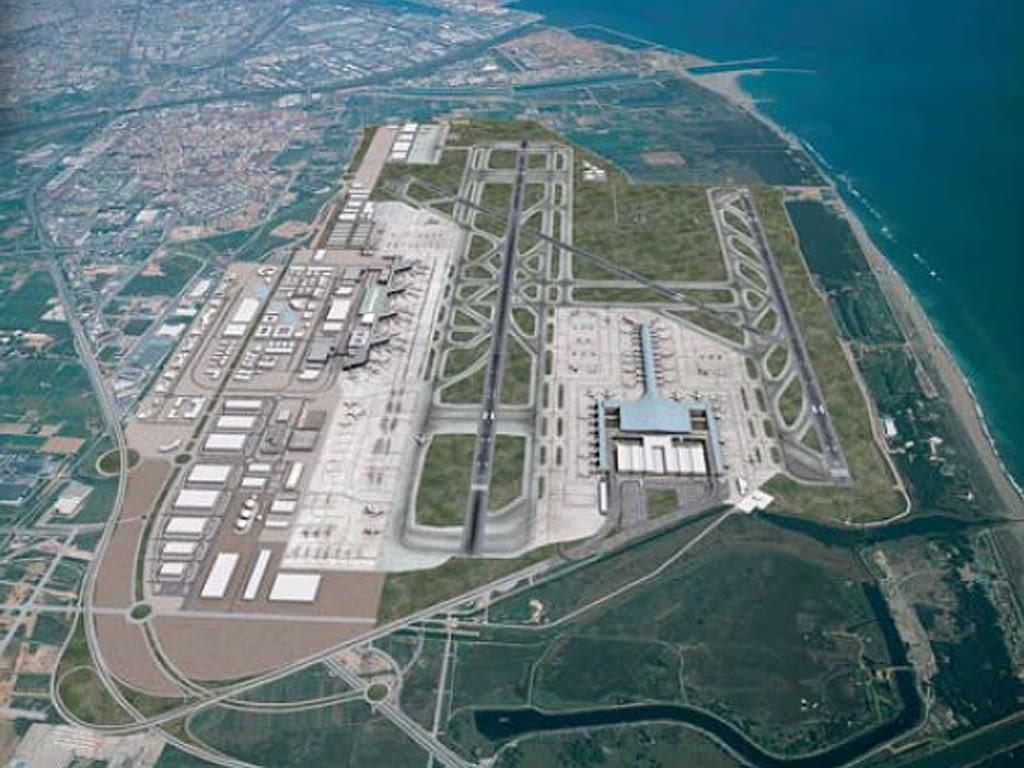 Terminal 1 El Prat Airport   Urban Refuse Development