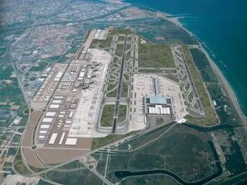 Terminal 1 Aeropuerto El Prat