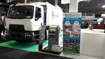 URD at the Smart City World Expo 2017