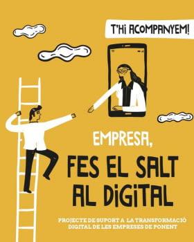 Avança en la digitalització del teu negoci!