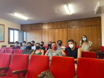 Joventut: Trobades amb els i les joves dels pobles de la comarca