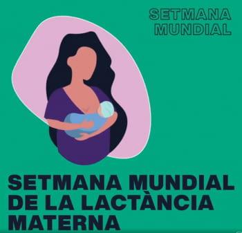 Setmana mundial de la lactància materna