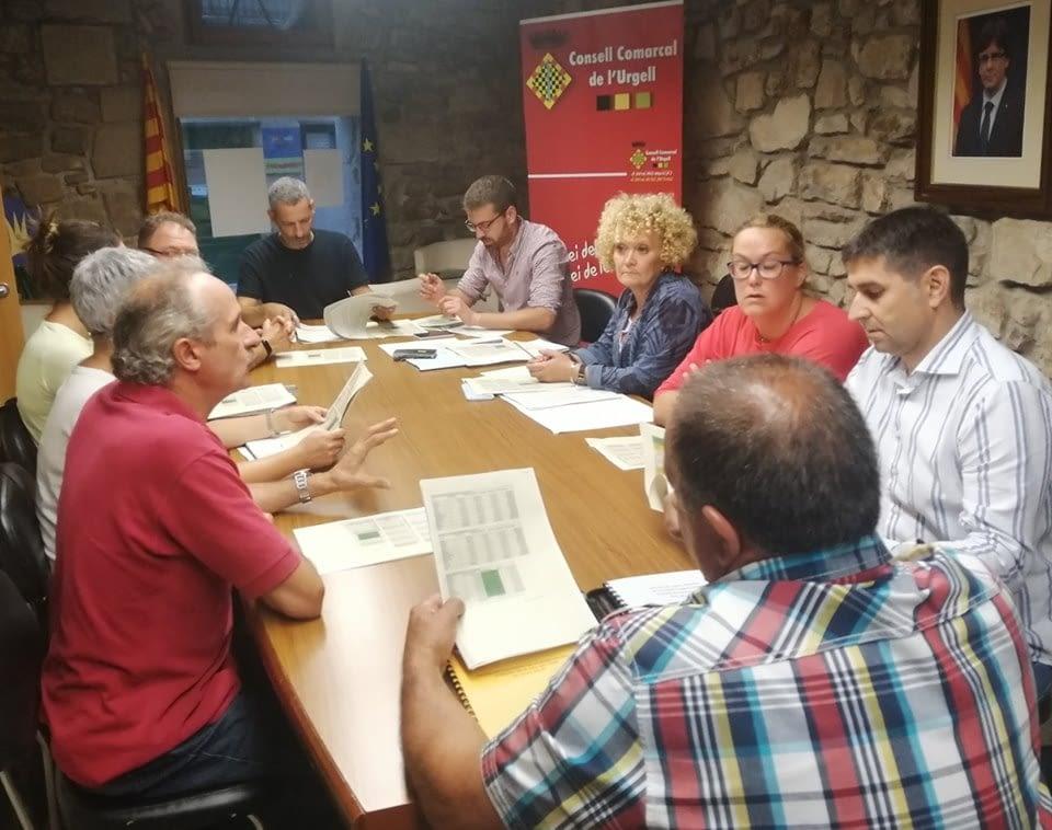 PROPOSTES DE MILLORA PER A LA XARXA D'ABASTAMENT D'AIGUA A LA VALL DEL CORB