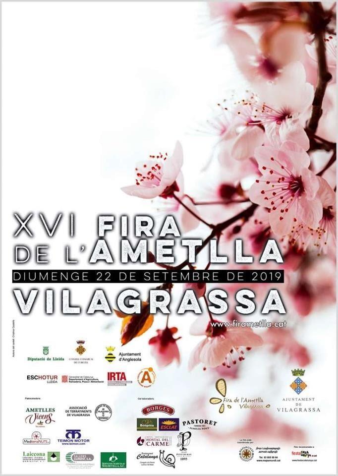 XVI FIRA DE L'AMETLLA DE VILAGRASSA