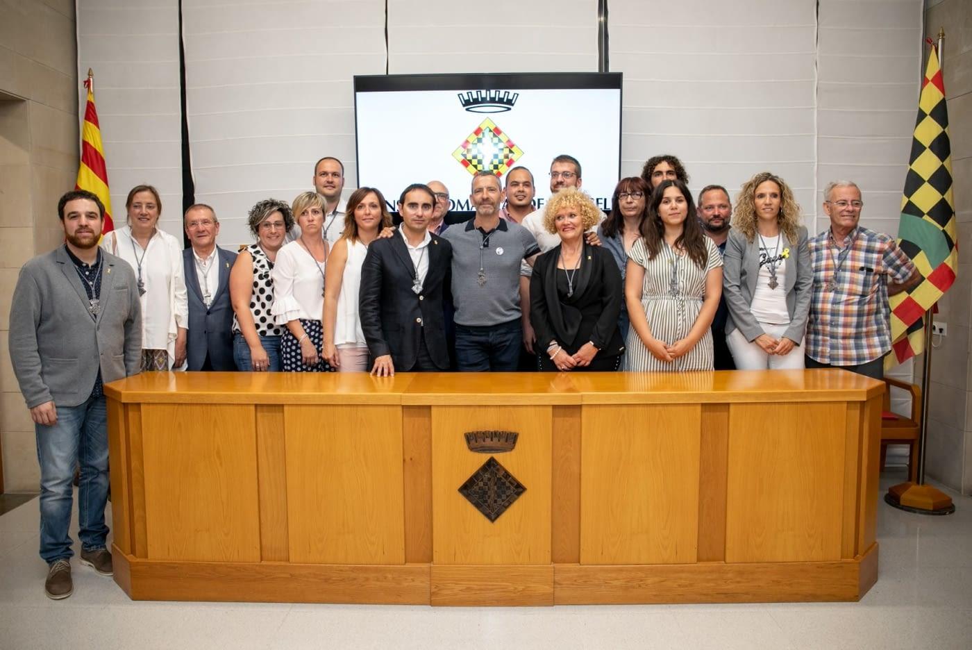 CONSTITUCIÓ DEL CONSELL COMARCAL DE L'URGELL PER A LA LESGISLATURA 2019/23