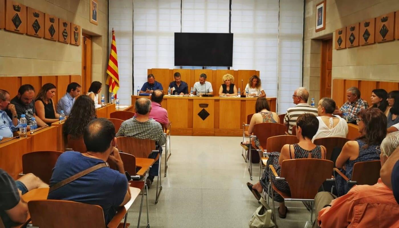 EL PLE DEL CONSELL COMARCAL DE L'URGELL APROVA EL SEU MODEL D'ORGANITZACIÓ