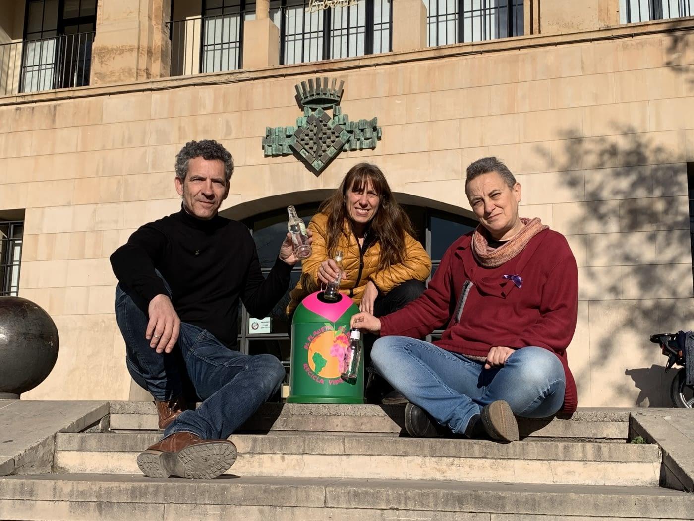 Nova campanya a Tàrrega per fomentar el reciclatge dels envasos de vidre per part dels establiments d'hostaleria i restauració