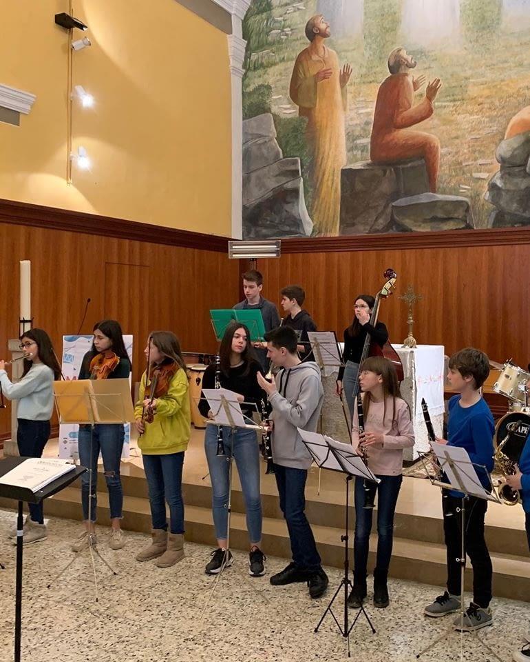 ÉXIT DE PÚBLIC AL MUSICANT L'URGELL A ROCAFORT DE VALLBONA