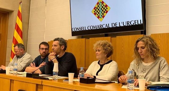 El Ple del Consell Comarcal aprova una moció per declarar l'Urgell, comarca per la igualtat, lliure de violències masclistes i d'LGTBIfòbia