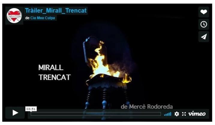 Teatre virtual per als alumnes de batxillerat de l'Urgell