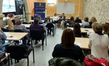 REUNIÓ DE LES ASSOCIACIONS DE DONES I AJUNTAMENT DE L'URGELL