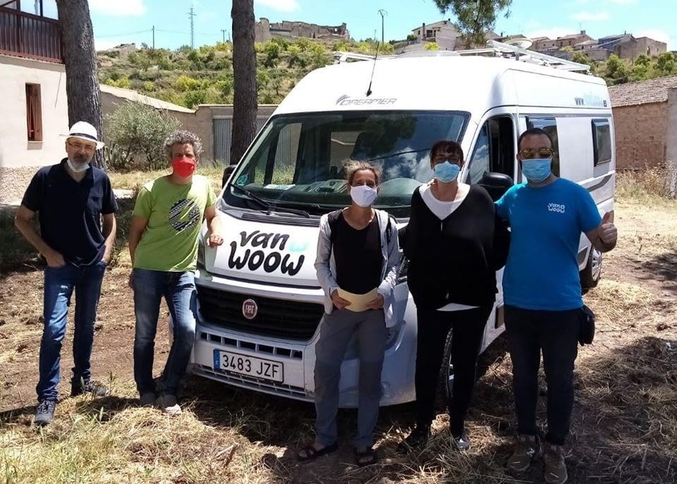 El projecte Vanwoow a la comarca de l'Urgell aposta per la promoció turística